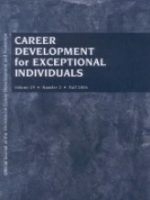 Career_Development_for_Exceptional_Individuals_Journal_Front_Cover